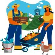 «Greek Farms»: Πρώτο ψηφιακό βήμα διασύνδεσης αγροτών με την αγορά