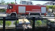 Λάρισα: Έκρηξη σε αποστακτήριο - Οκτώ τραυματίες
