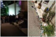 Πάτρα: Δεκάδες παρέες έστησαν νέο μεταμεσονύχτιο πάρτι στην οδό Δερβενακίων (φωτο+video)