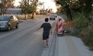 Πάτρα: Κατάθεση ερώτησης από το Κοινοτικόν για επικίνδυνα εμπόδια στην οδό Αριστοτέλους