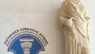 Κορινθία: Προσπάθησε να πουλήσει άγαλμα της θεάς Υγείας και αρχαία νομίσματα