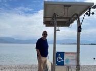 Πάτρα: Το seatrac στην παραλία του Αγίου Βασιλείου είναι σχεδόν έτοιμο (φωτo)