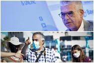 Γώγος - Κορωνοϊός: Έχουμε έναν δύσκολο και μεταδοτικό ιό - Τι είπε για μάσκες και 4ο κύμα