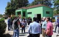 Δυτική Αχαΐα: Ενδιαφερόμενοι δημότες ενημερώθηκαν επί τόπου για τη λειτουργία του Βιολογικού Καθαρισμού