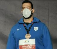 Ευρωπαϊκό πρωτάθλημα «Μπίντγκοζ 2021»: Χάλκινο μετάλλιο στη σφαίρα F20, ο Στράτος Νικολαίδης