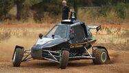 Αχαΐα - Αγώνας Crosscar στις Ρέντες Ερυμάνθου
