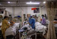 Ινδία - Κορωνοϊός: Πάνω από 2.700 θάνατοι και 132.000 κρούσματα σε 24 ώρες
