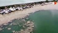 Τουρκία: Τι είναι η «γλίτσα» στη θάλασσα του Μαρμαρά
