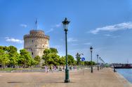 Θεσσαλονίκη: Σταθερά λίγο πάνω από το «πράσινο» το ιικό φορτίο
