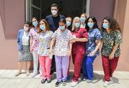 Πάτρα: Ο Βασίλης Κικίλιας εγκαινίασε την παιδοψυχιατρική κλινική στο Καραμανδάνειο