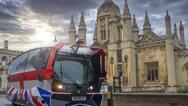 Αυτόνομα λεωφορεία στο Cambridge