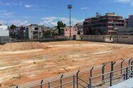 Πάτρα: Έτοιμο τη νέα σεζόν το γήπεδο των Προσφυγικών για να φιλοξενήσει αγώνες