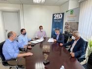 Υπογραφή προγραμματικής συμφωνίας για την υποστήριξη λειτουργίας του Εδαφολογικού Εργαστηρίου Δυτικής Ελλάδας