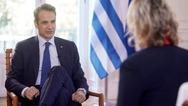 Κ. Μητσοτάκης: 'Πρέπει να συμφωνήσουμε σε ένα κοινό πλαίσιο με την Τουρκία για τη διαχείριση των διαφορών μας'