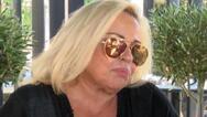 Μπέσσυ Αργυράκη: 'Μας έχει ρίξει ψυχολογικά που κάηκε το σπίτι μου'