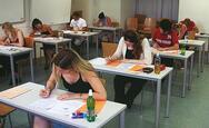 Αχαΐα: Χωρίς προβλήματα η πρώτη μέρα των πανελλαδικών εξετάσεων