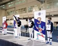 Μαξιμιλιανός Χατζηγιάννης - Ένας Πατρινός πρωταθλητής Ελλάδος στην ξιφασκία