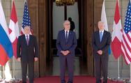 Τετ-α-τετ Μπάιντεν - Πούτιν: Ολοκληρώθηκε η κατ' ιδίαν συζήτηση των δυο ηγετών