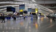 Βρετανία: Εξετάζει το ενδεχόμενο να υιοθετήσει τα διαβατήρια εμβολιασμού ώστε να επιτρέψει τα διεθνή ταξίδια