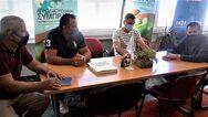 Παρέμβαση Αντιπεριφερειάρχη Θ. Βασιλόπουλου στον ΕΛΓΑ  για τις ζημιές στα εσπεριδοειδή