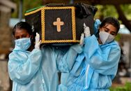 Ινδία: 1.587 θάνατοι από κοροναϊό και σχεδόν 62.500 κρούσματα σε 24 ώρες