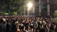 Θεσσαλονίκη: Νέο ολονύχτιο πάρτι στο ΑΠΘ με εκατοντάδες άτομα (video)