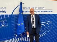 Υπερψηφίστηκε η έκθεση του Γιώργου Α. Παπανδρέου για τη δημοκρατία και την κλιματική αλλαγή στο Συμβούλιο της Ευρώπης