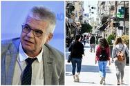 Χαράλαμπος Γώγος: 'Απέχουμε ακόμη αρκετά από το τείχος ανοσίας'