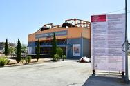 Πάτρα: Ολοκληρώνονται οι εργασίες στο θέατρο τέχνης 'Θάνος Μικρούτσικος' (pics)