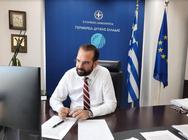 Νεκτάριος Φαρμάκης: «Η Δυτική Ελλάδα στην πρώτη γραμμή της πράσινης ανάπτυξης»