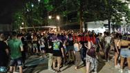 ΑΠΘ - Νέο πάρτι με χιλιάδες άτομα (video)