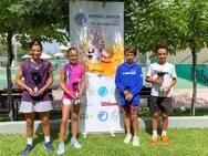 Πάτρα: Οι απονομές από το Ευρωπαϊκό Τουρνουά Τένις: Patras Junior 12&U (φωτο)