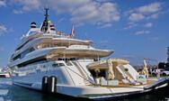 Bloomberg: H Eλλάδα top προορισμός για τα σούπερ γιοτ των πλουσίων