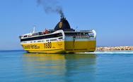 Πάει «τρένο» το καράβι από την Πάτρα για Κεφαλονιά και Ιθάκη