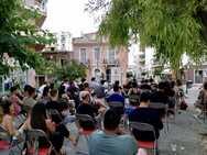 'Τα ναρκωτικά είναι στο μυαλό καταστολή' - Η Ο.Π. Δυτικής Ελλάδας της ΚΝΕ μετέφερε το σύνθημα σε γειτονιές και πλατείες