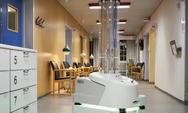 ΕΕ: 100 ρομπότ απολύμανσης για τον κορωνοϊό
