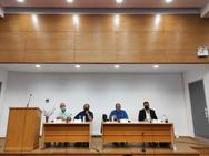 H Ο.Ε.ΕΣ.Π. πραγματοποίησε συνεδρίαση του Διοικητικού Συμβουλίου της στην Αμαλιάδα Ηλείας
