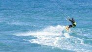 Δυτική Ελλάδα: Επιχείρηση διάσωσης kite surfer