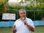 Το Τμήμα Αθλητισμού της Νομαρχιακής Επιτροπής Αχαΐας του ΣΥΡΙΖΑ - Προοδευτική Συμμαχία για την απώλεια του Παντελή Πεφάνη