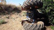Τραγωδία στην Χαλανδρίτσα: 52χρονος καταπλακώθηκε από αγροτικό μηχάνημα