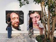 Πάτρα: Μέχρι τις 20 Ιουλίου συνεχίζεται η έκθεση ζωγραφικής του Κλεομένη Κωστόπουλου με τίτλο 'Head Up-Cycled'