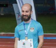 Παγκόσμιο ρεκόρ ο Αχιλλέας Σταματιάδης στα 200μ. T43 του Πανελλήνιου πρωταθλήματος στίβου ΟΠΑΠ 2021
