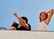 Κικίλιας - Μπαλατσινού: Βάφτισαν τον γιο τους (φωτο)