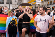 Νέες διαδηλώσεις κατά της ομοφοβίας στον απόηχο της δολοφονίας του 24χρονου Σαμουέλ στην Ισπανία