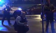 Γάζωσαν ράπερ με 64 σφαίρες, μόλις βγήκε από τη φυλακή (video)