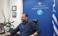 Νεκτάριος Φαρμάκης: 'Συμμετέχουμε στην απογραφή της ΕΛΣΤΑΤ και δίνουμε δύναμη στον τόπο μας'