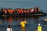 Μυτιλήνη: Κάτω από 5.000 οι πρόσφυγες και μετανάστες για πρώτη φορά