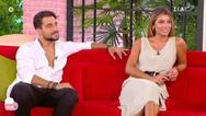 Πρώτη κοινή συνέντευξη για Σάκη Κατσούλη και Μαριαλένα Ρουμελιώτη (video)