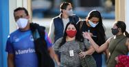 Βραζιλία: «Σαρώνει» ο κορωνοϊός με 46.000 κρούσματα σε 24 ώρες