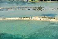 Χαλκιδική - Η εντυπωσιακή παραλία Λιβάρι Βουρβουρούς εντυπωσιάζει (video)